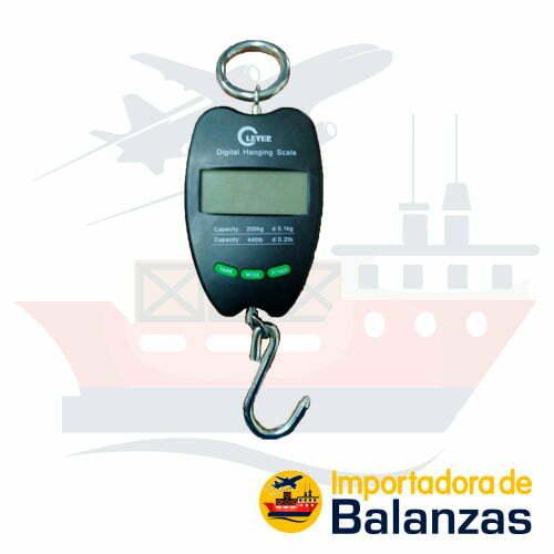 Balanza Colgante Clever hanging Scale de 200 Kilos