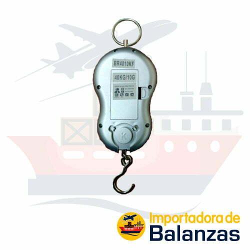 Balanza Colgante Henkel BR4010KF de 40 Kilos
