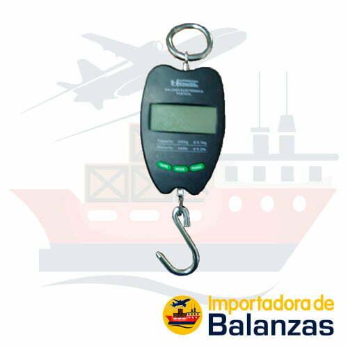 Balanza Colgante Henkel Game Scale de 200 kilos