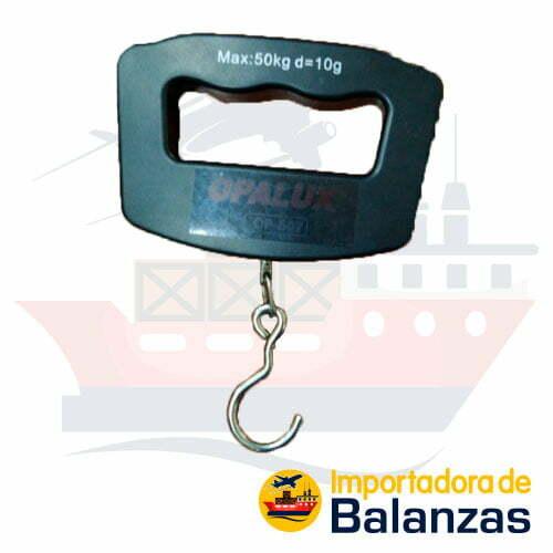 Balanza Colgante Opalux OP-607 de 50 Kilos
