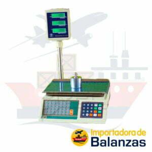 Balanza Digital Comercial Excell GRP-30 de 30 Kilos