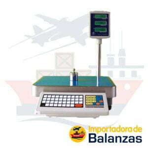 Balanza Digital Comercial Excell TBLP de 30 Kilos
