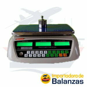 Balanza Digital Comercial Guersa sin Torre de 30 Kilos
