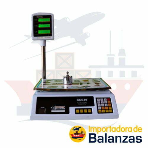 Balanza Digital Comercial Henkel BCE30 de 30 Kilos