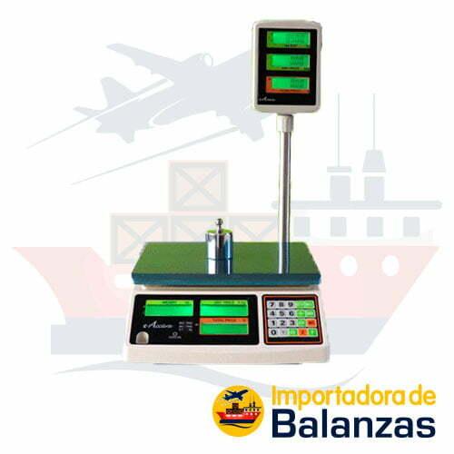 Balanza Digital Comercial e-Accura SAP-110 de 30 Kilos