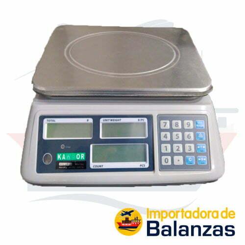 Balanza Digital Contadora Kambor ACS-3-SC73 de 3 Kilos