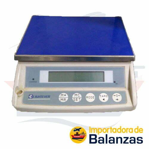 Balanza Digital Contadora lightever de 30 Kilos