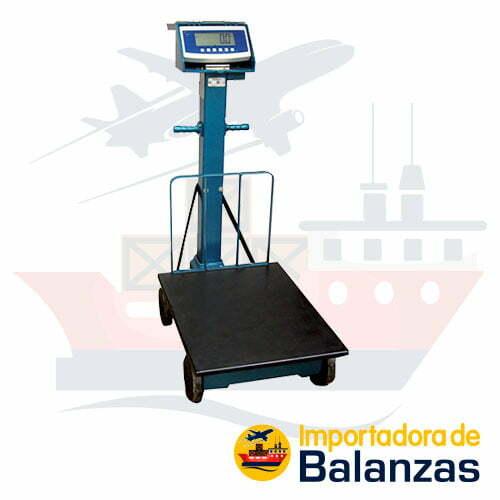 Balanza Electromecánica