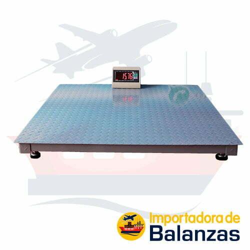 Balanza Tipo Rampa T7-E de 1 hasta 5 Toneladas