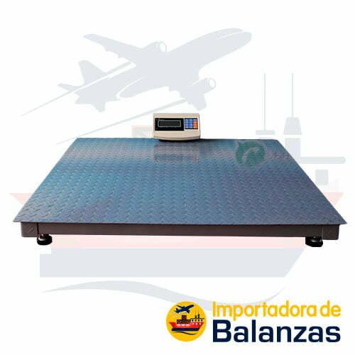 Balanza Tipo Rampa e-Accura SB53 de 1 hasta 5 Toneladas