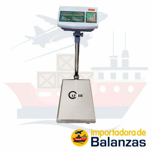 Balanza de Plataforma Clever TCS-A2 de 150 Kilos