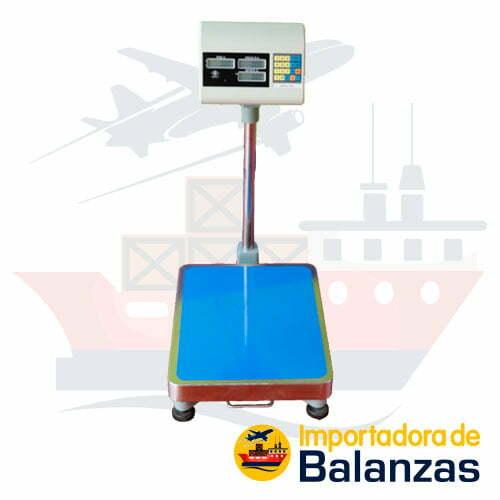 Balanza de Plataforma Excell Lap de 200 Kilos