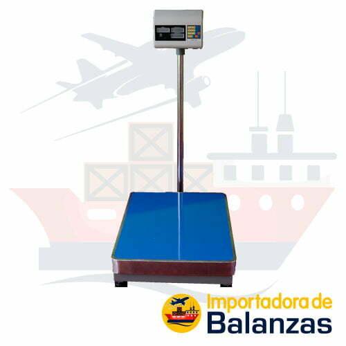 Balanza de Plataforma Excell Lap de 500 Kilos
