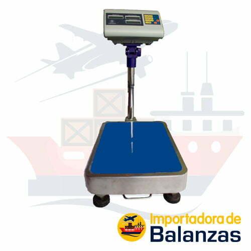 Balanza de Plataforma Excell Lap de 60 Kilos