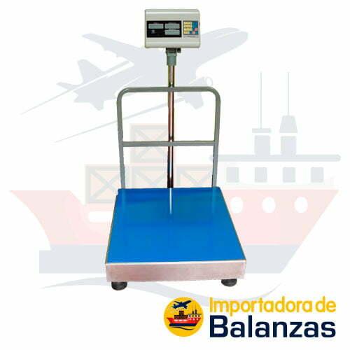 Balanza de Plataforma Excell Lap de 600 Kilos