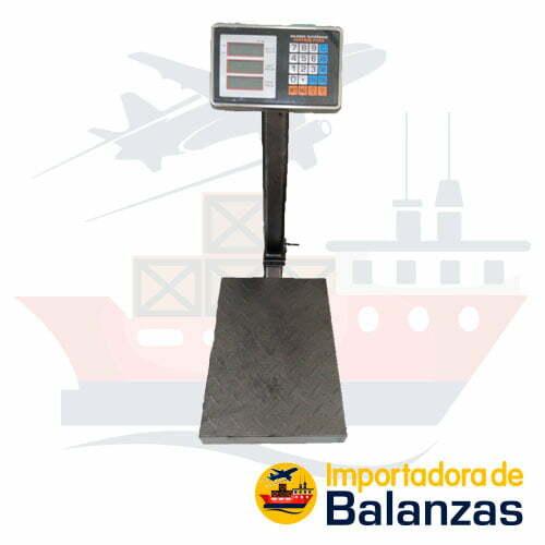 Balanza de Plataforma Fertow Perú de 150 Kilos