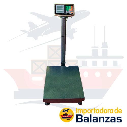 Balanza de Plataforma Patrick's TCS-K2 de 300 Kilos