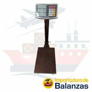 Balanza de Plataforma Precisur de 150 Kilos