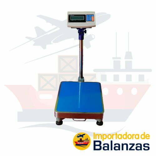 Balanza de Plataforma e-Accura SB53 de 200 Kilos