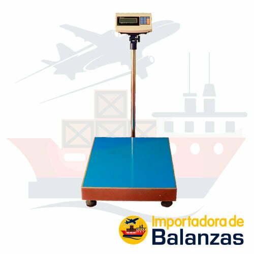 Balanza de Plataforma e-Accura SB53 de 500 Kilos
