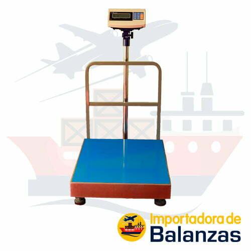 Balanza de Plataforma e-Accura SB53 de 600 Kilos