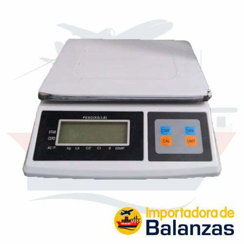 Balanza Digital Contadora Ray-Scale de 10 Kilos