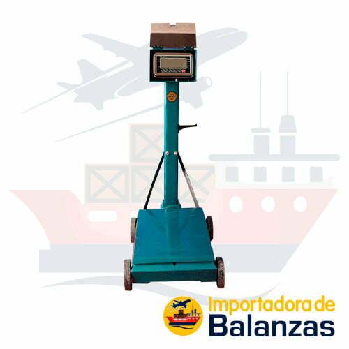 Balanza Electromecánica T-Scale de 500 Kilos