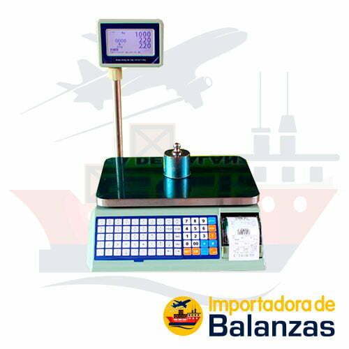 Balanza Etiquetadora Excell TP de 30 Kilos