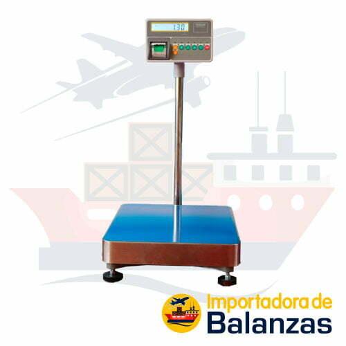 Balanza Etiquetadora T-Scale T2200P de 300 Kilos