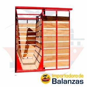 Balanza Ganadera T-Scale GAN de 1500 Kilos