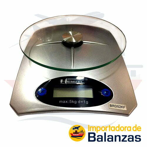 Balanza Gramera Henkel BRD02KF de 5 Kilos