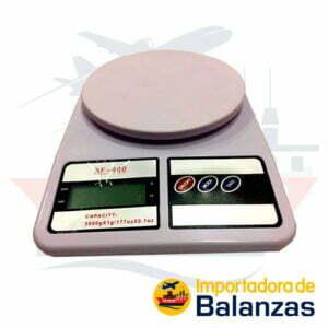 Balanza Gramera Precisur SF-400 de 5 Kilos
