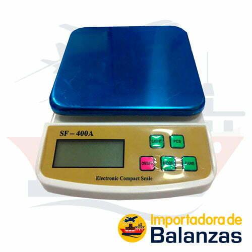 Balanza Gramera Precisur SF-400A de 5 Kilos