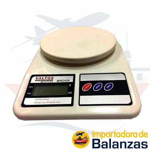 Balanza Gramera Valtox BRD09 de 7 Kilos