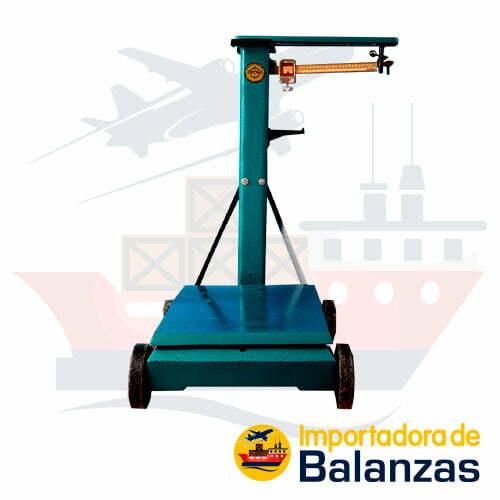 Balanza Mecánica Precisur de 500 Kilos