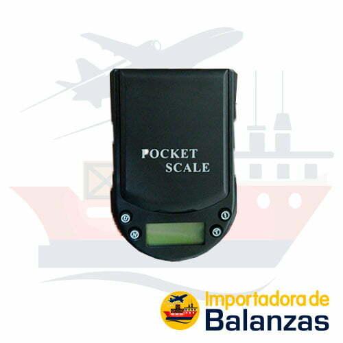 Balanza de Bolsillo Precisur Pocket Scale de 200 Gramos