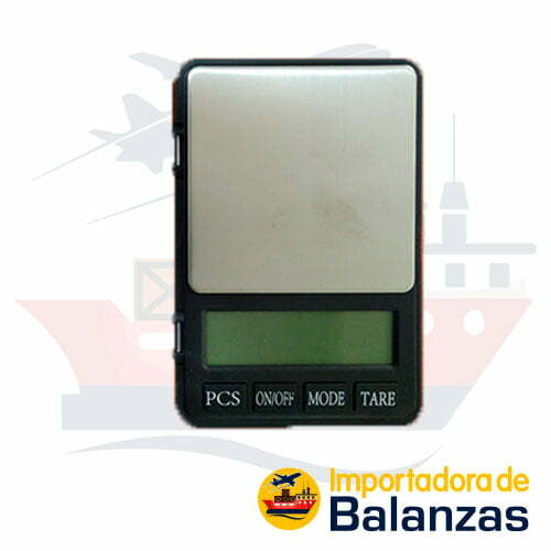 Balanza de Bolsillo Precisur Uniwigh ST de 500 Gramos