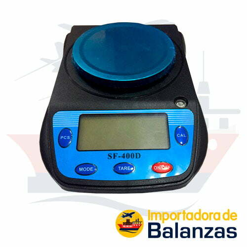 Balanza de Precisión Precisur SF-400D de 500 Gramos