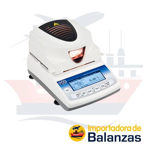 Balanza para Medir Humedad PCE-MB 111C de 110 Gramos